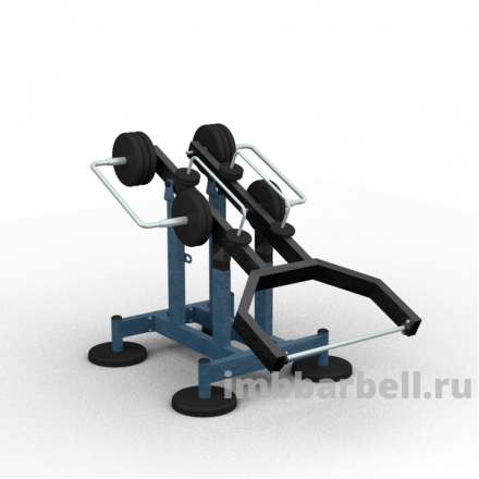 Мультиштанга Street Barbell Light